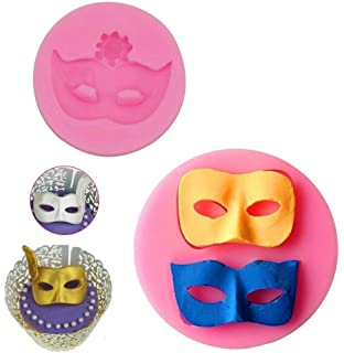BACHELORETTE PARTY MEDIUM BOOBS silicone mold fondant cake decorating toppers