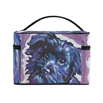 2275588625a6 Amazon.com : Havanese Dog Cosmetic Bags Organizer- Travel Makeup ...
