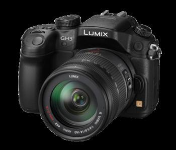 Panasonic Lumix DMC-GH3HEG-K