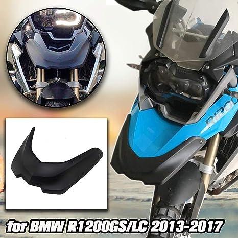Aholaa Vorderrad Fender Cover Schnabel Nase Kegel Verlängerung Cowl Für B M W R1200gs R 1200gs R 1200 Gs Lc 2013 2014 2015 2016 2017 Auto