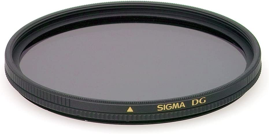OLD MODEL Sigma EX DG 77mm Wide Multi-Coated Circular Polarizer Filter