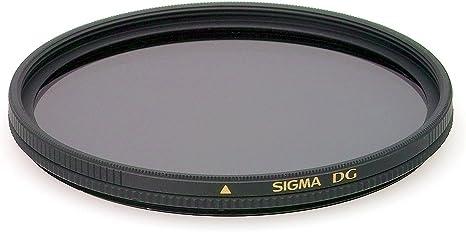 Sigma 52mm WR Circular Polarizing Camera Lens Filter CPL CIR-PL C-PL Polariser