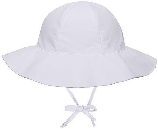 Amazon.com  SimpliKids UPF 50+ UV Ray Sun Protection Wide Brim Baby Sun Hat   Clothing 3e6751c678cc