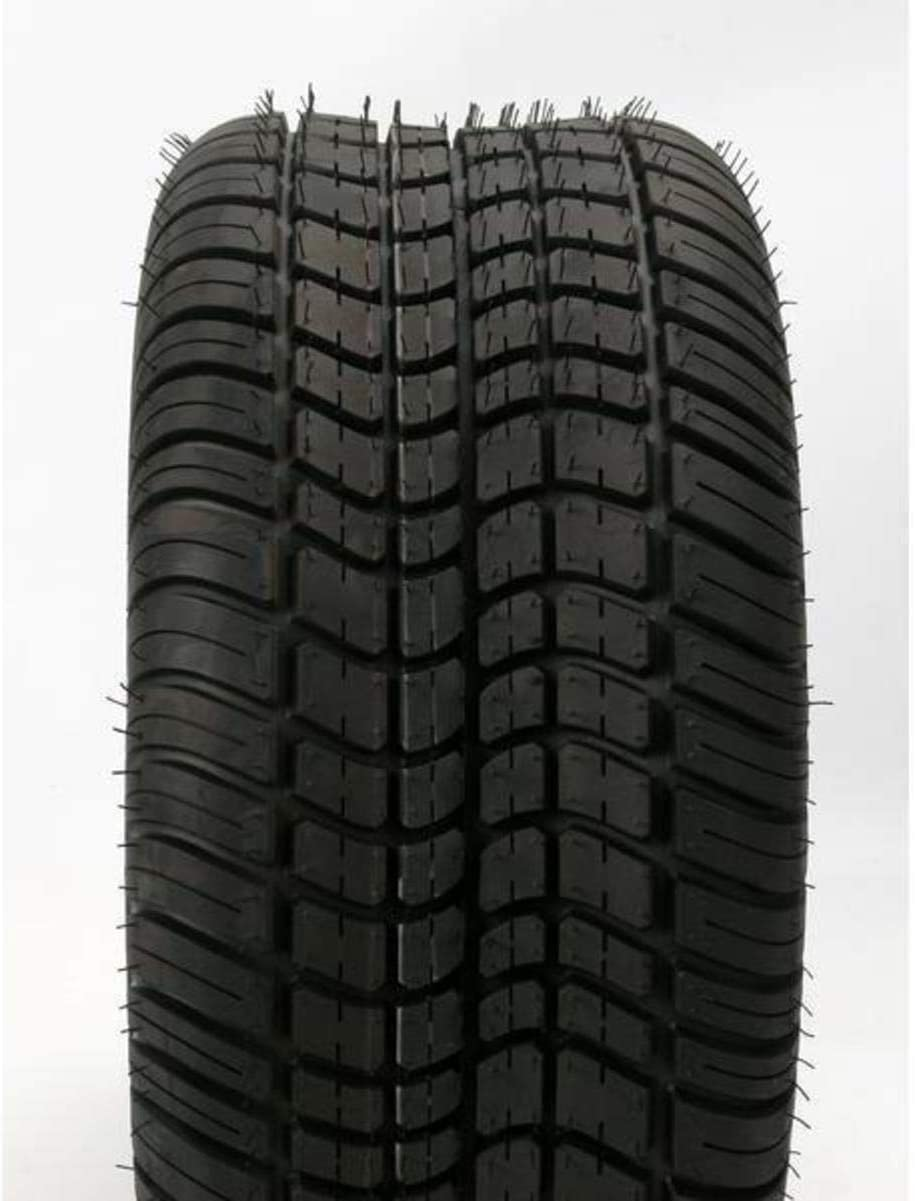 Kenda Trailer Tire - 6-Ply Rated/Load Range C - 215/60-8 , Tire Construction: Bias, Tire Ply: 6, Tire Size: 215/60-8, Tire Type: Trailer 1HP26
