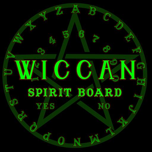 Scanner Board - Wiccan Spirit Board