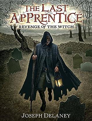 book cover of The Spook\'s Apprentice