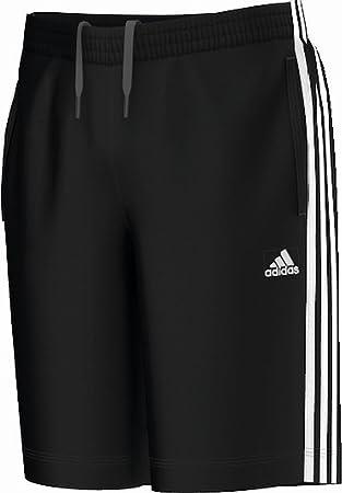adidas Jungen kurze Sporthose Essentials 3-Stripes HSJ Shorts