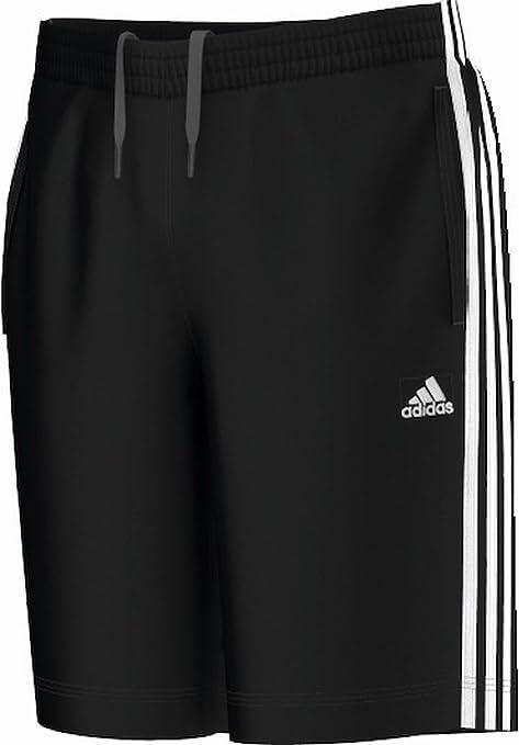 adidas Jungen kurze Sporthose Essentials 3 Stripes HSJ Shorts