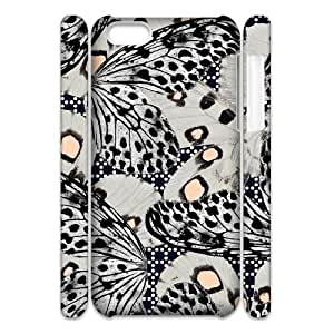 MMZ DIY PHONE CASEAnimal Prints 3D-Printed ZLB574850 DIY 3D Phone Case for ipod touch 5