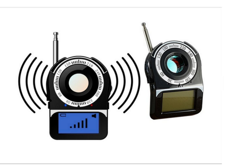 HaoYiShang RF inalámbrica GSM / detector de errores oculto agujero cámara espía Buscador anti espía Detector de: Amazon.es: Bricolaje y herramientas