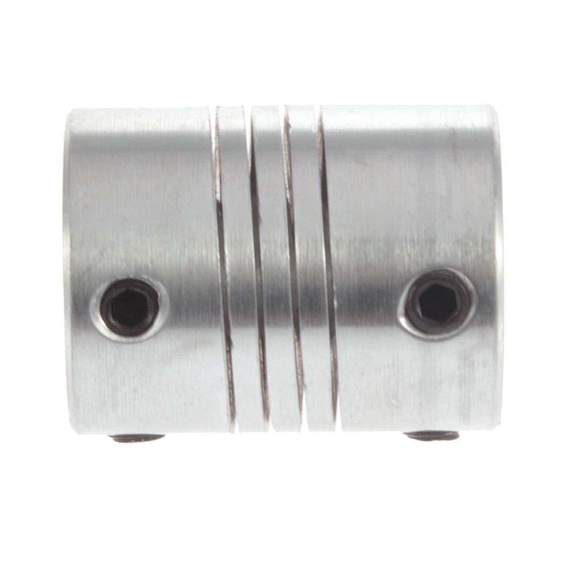 8mm LouiseEvel215 3D Drucker Schrittmotor Flexible Kupplung Kupplung//Wellenkupplungen 5mm 25mm Flexible Welle Wellenkupplung Motorkopplung