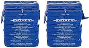 Datrex 3600 Calorie Emergency Food Bar for Survival Kits, Disaster Preparedness, Survival Gear, Survival Supplies, Schools Supplies, Disaster Kit 25.4 oz.