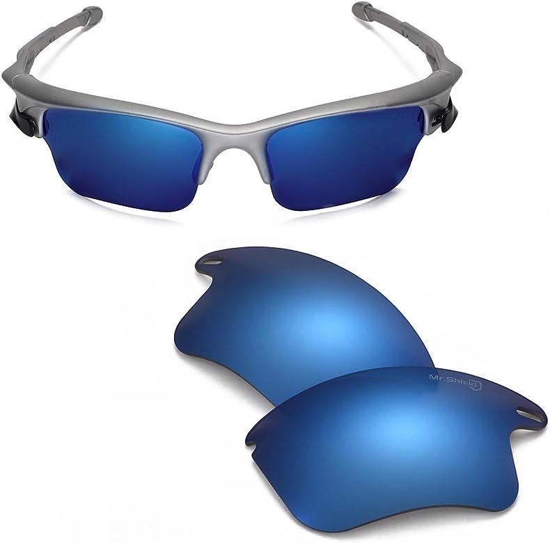 walleva goma Lenses/O Lentes de repuesto para Oakley Fast ...
