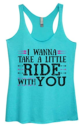 """5ded7fa52547a Jason Aldean Tour Concert Tank Top """"I wanna take a ride with you"""" Funny"""