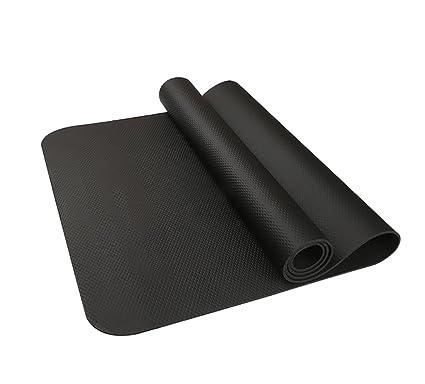 Amazon.com : FANFF Yoga mats Yoga Mat 5MM Multifunctional ...