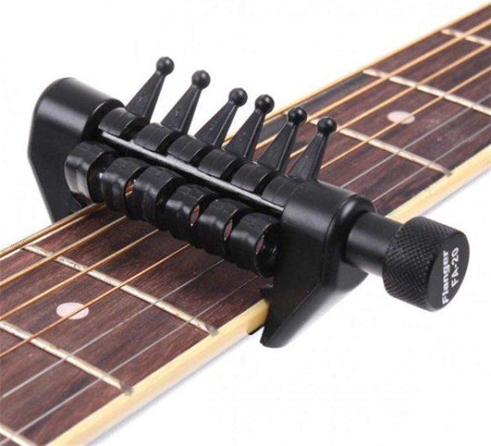 Beck Orlando Portátil Guitarra eléctrica acústica de Ajuste Capo ...