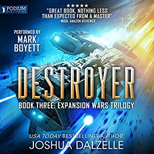 Destroyer Audiobook