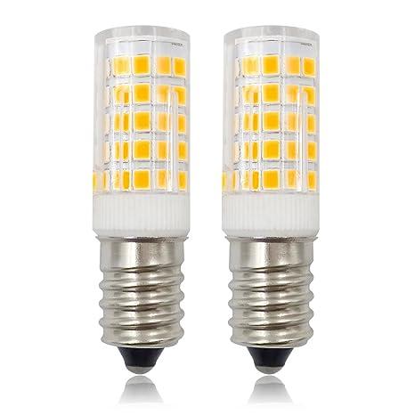 ZHENMING E14 - Bombilla LED regulable (220 V, 240 V, CA, 6