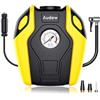 $22 » Audew Air Compressor Pump - 150 PSI Portable Tire Inflator, 12V DC Tire Pump for Car, Truck,…