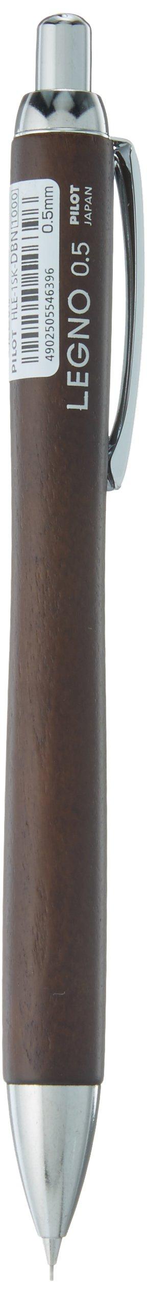 Pilot portaminas, legno, marrón oscuro, 0,5mm...