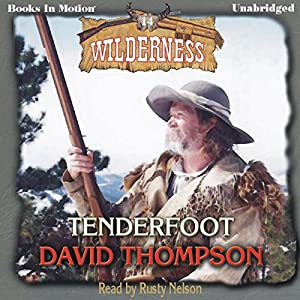 Tenderfoot Audiobook