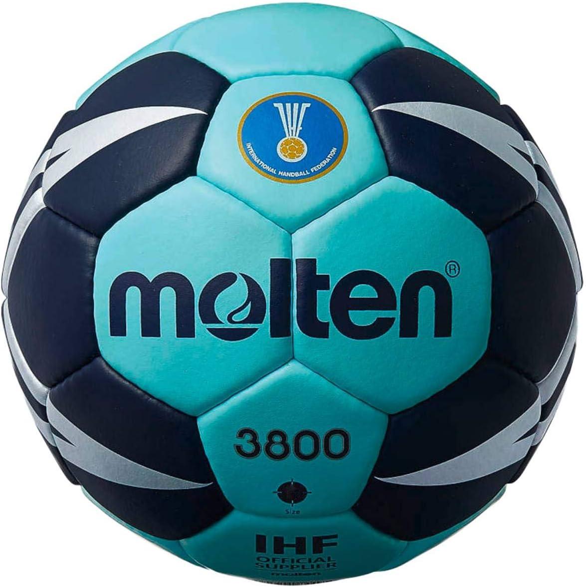 MOLTEN HX3800-CN Top - Balón de Balonmano de Piel sintética ...