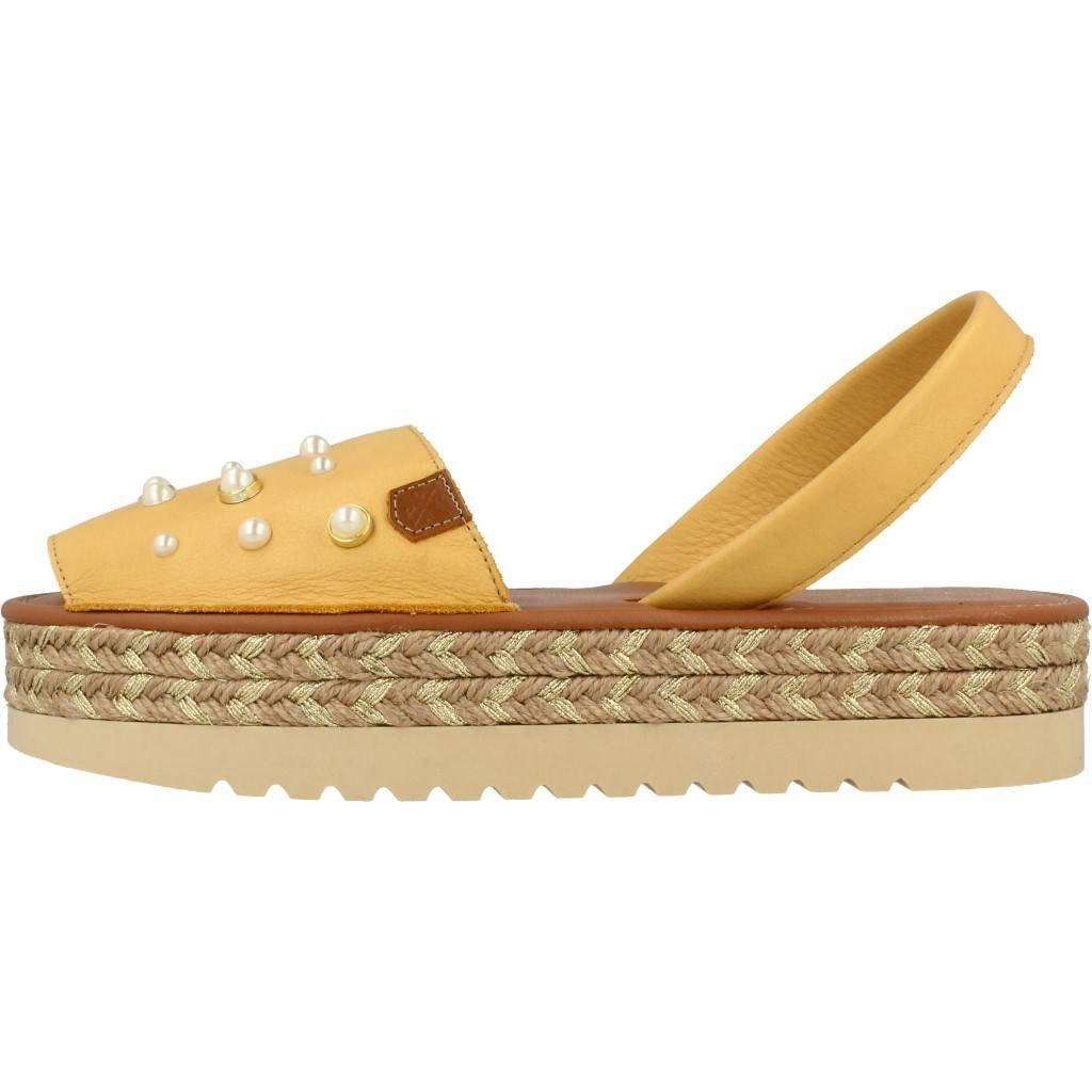 Alpargatas para Mujer, Color Hueso, Marca MENORQUINAS POPA, Modelo Alpargatas para Mujer MENORQUINAS POPA Goa Hueso: Amazon.es: Zapatos y complementos