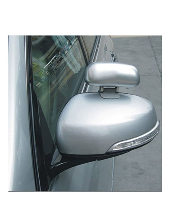 Left passegner side Silver Wing mirror glass # VaMov//m07-205 578//590