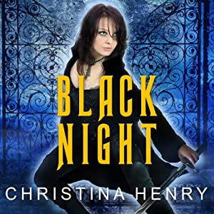 Black Night Audiobook
