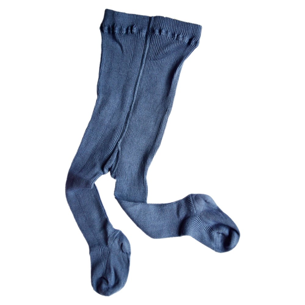 Sizes 2-7 years Kids Girls Tights Footed Leggings 100/% Organic Cotton