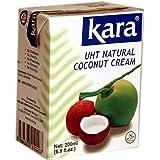 Coconut Cream (UHT Natural) 6.75fl oz (Pack of 6)