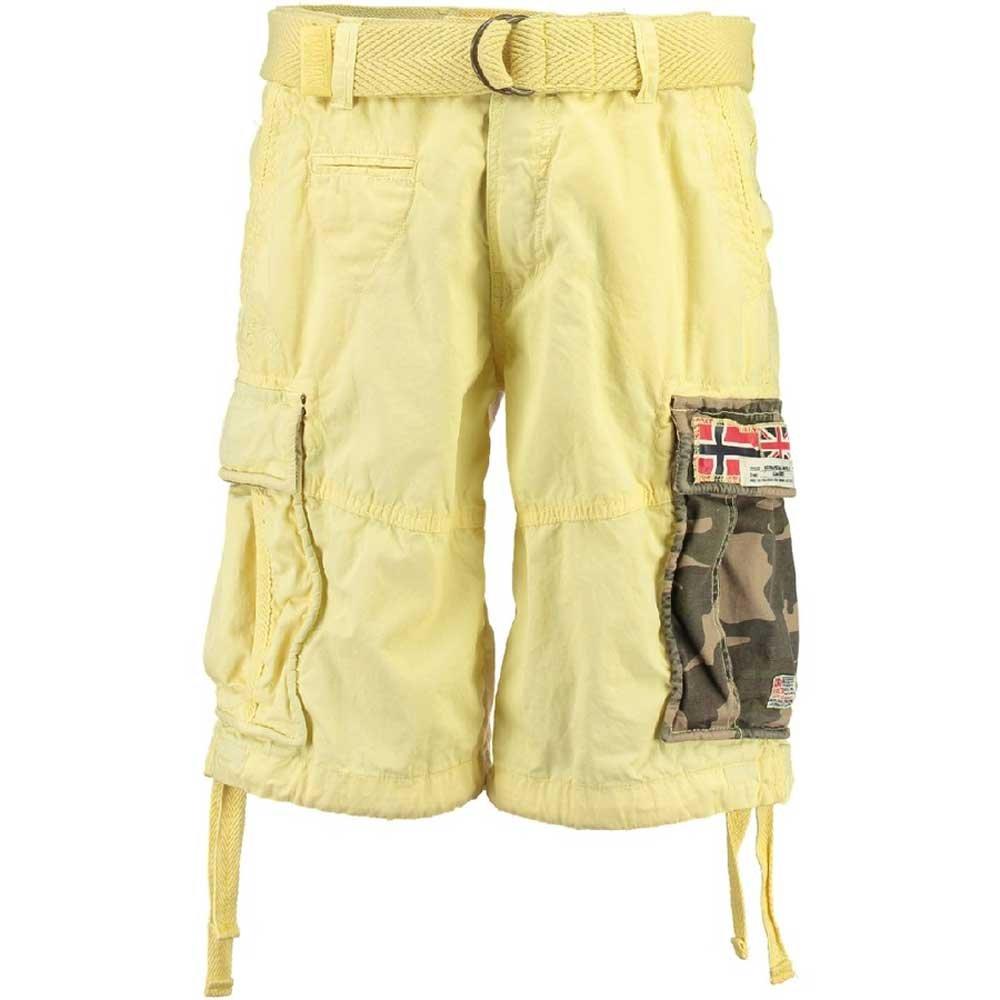 TALLA XL. Geographical Norway Paragone Hombres Cargo Shorts Bermudas Pantalones cortos de verano