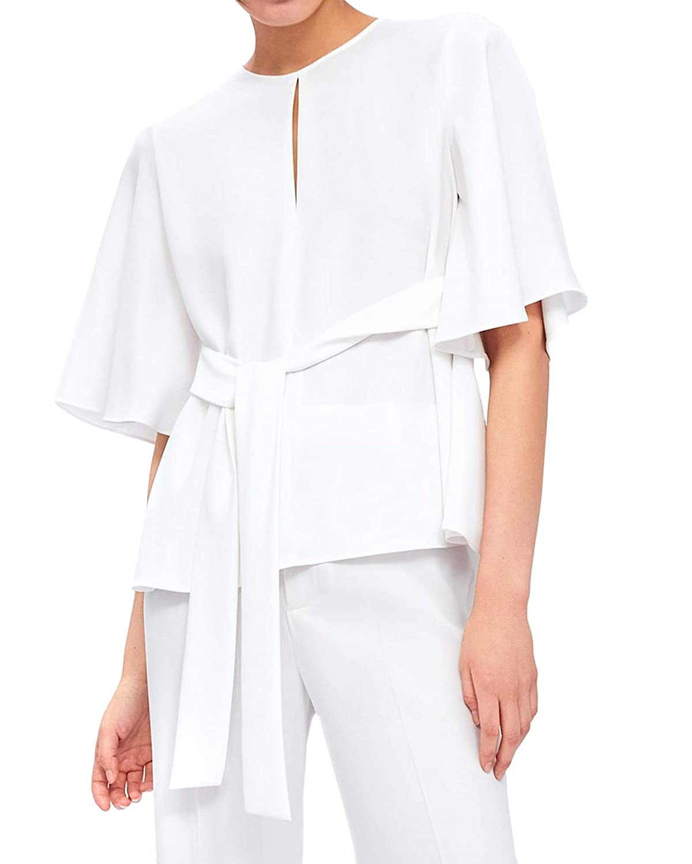 Zara 4043/061 - Camiseta de Tirantes para Mujer - Marfil - X-Large ...