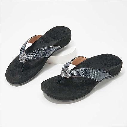 Zgsh Sandalias Para Mujer Sandalias De Plataforma Flip Flop Para Mujer Al Aire Libre Zapatos De Mujer Sandalias De Playa Sandalias Atractivas Tallas Grandes Sports Outdoors