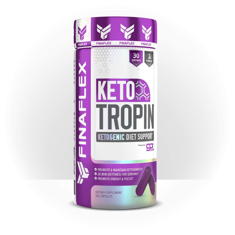 Finaflex Ketotropin Ketogenic Diet Support 120 Count, 120 Count by FINAFLEX