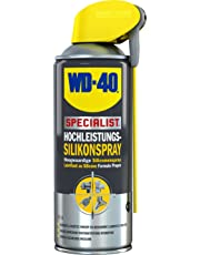 WD-40 Specialist Silikonspray 400ml Smart Straw