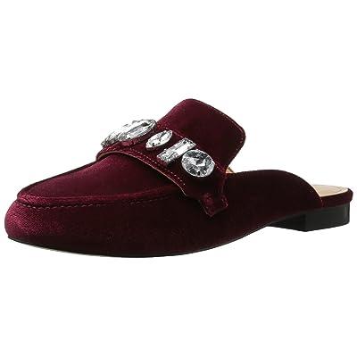 Amazon Brand - The Fix Women's Francesca Slip Large Jewels Loafer: Shoes