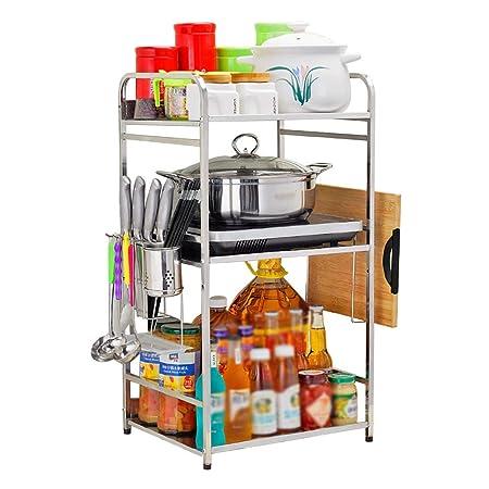 Estante de cocina Rack De Panadero De Cocina De 3 Niveles, Racks ...