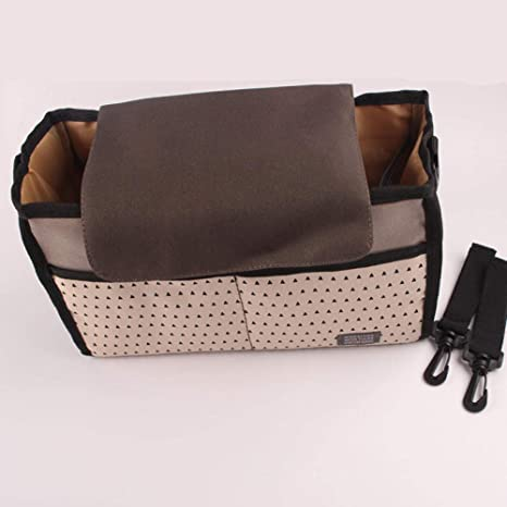 ENLAZY Stroller Organizer Baby Stroller Storage Bag Carriage ...