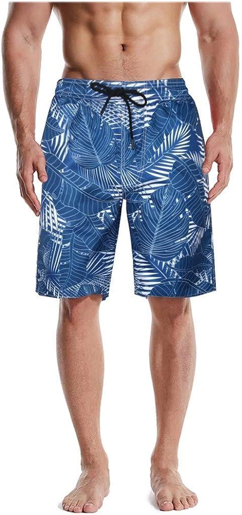 Men Swimwear Shorts,Hemlock Men Boy Camouflage Shorts Beach Trunks Briefs Pants Stretchy Printed Shorts