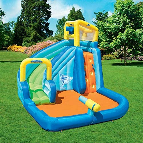 Amazon.com: Bestway H2OGO! Parque acuático Turbo Splash ...