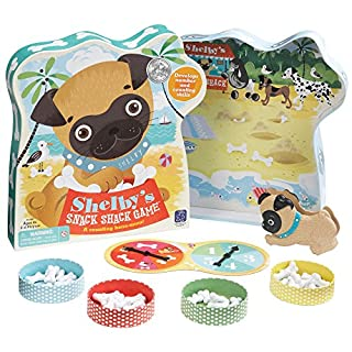 Educational Insights Shelby's Snack Shack Counting and Adding Game, Board Game for Preschoolers