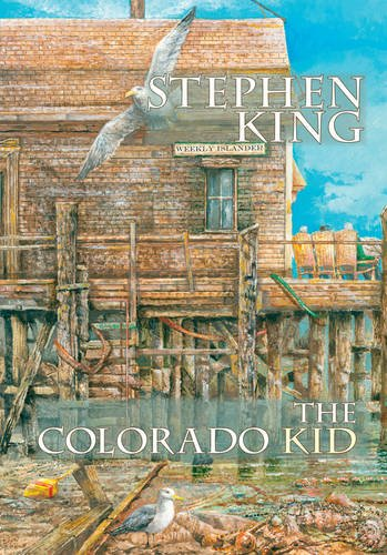 Book cover for The Colorado Kid