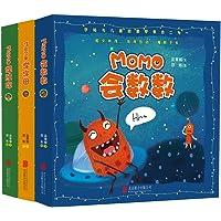 童立方·MOMO幼儿学字帖系列:MOMO会数数+MOMO学汉字+MOMO学字母(套装共3册)
