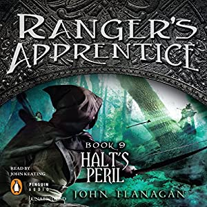 Ranger's Apprentice, Book 9: Halt's Peril Audiobook