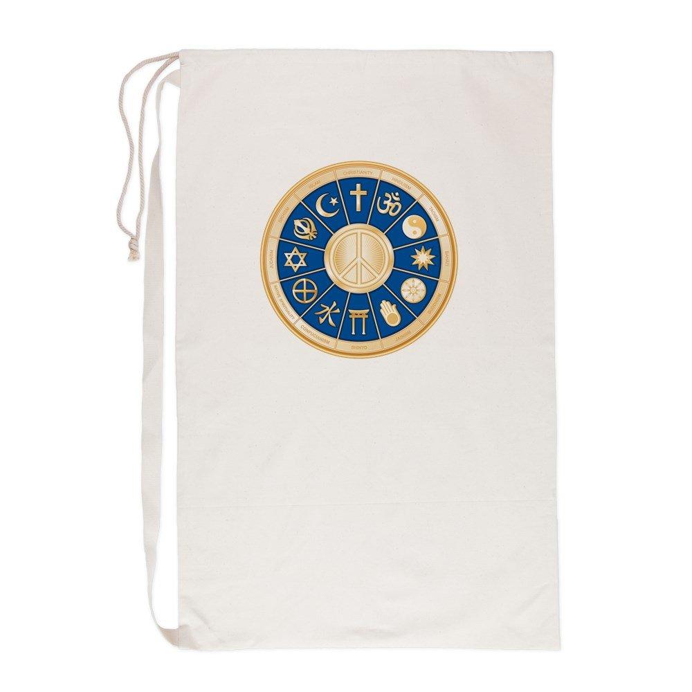 Laundry Bag International Peace Symbol Religions