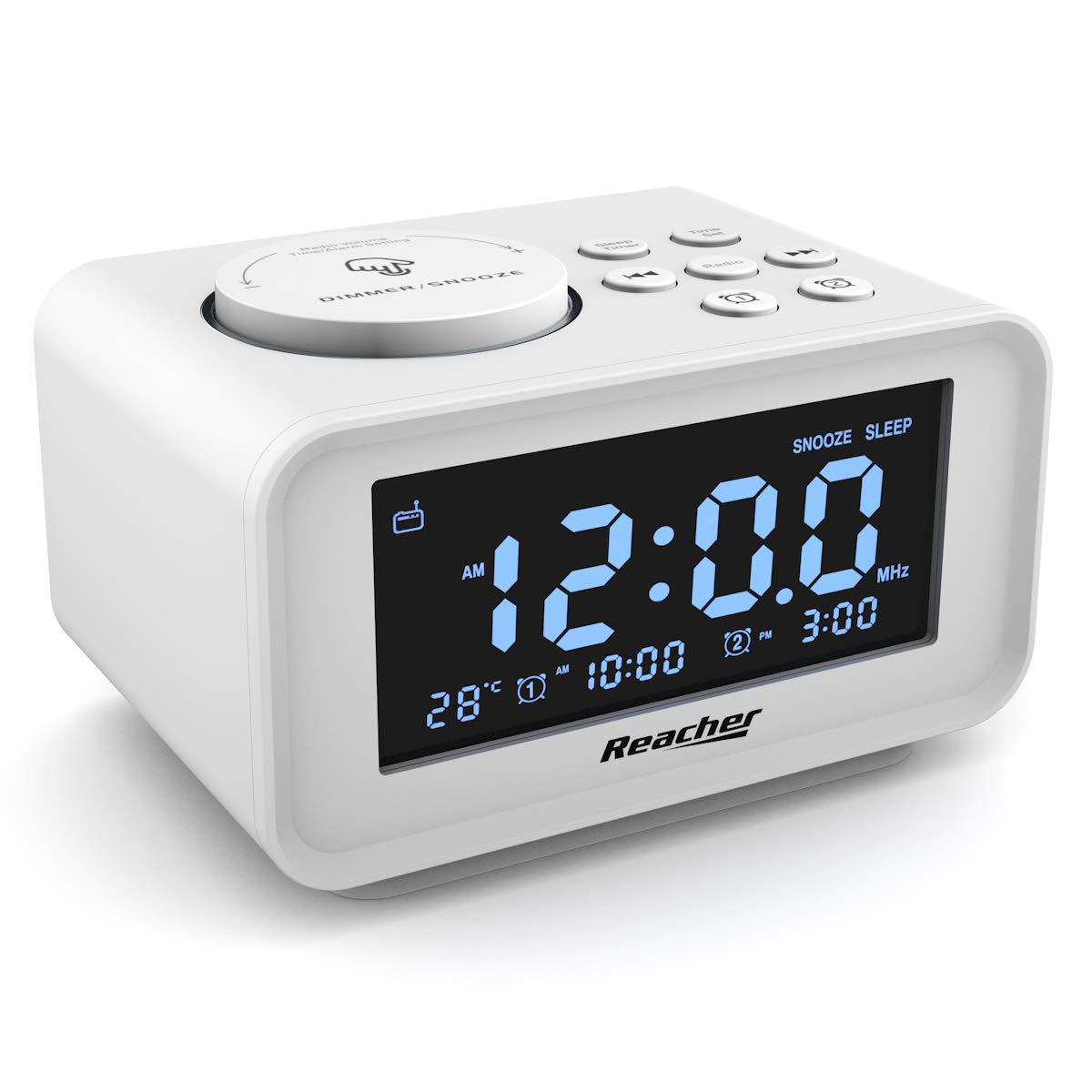 Top 9 Best Sounding Clock Radio On The Market - Buyer's Guide 36