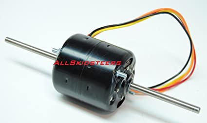 Amazon.com : Heater Blower Motor for Bobcat 751 753 763 773 863 873 on bobcat starter motor, bobcat starter switch, bobcat alternator wiring, bobcat starter parts, kubota alternator wiring, bobcat starter repair, bobcat starter relay,