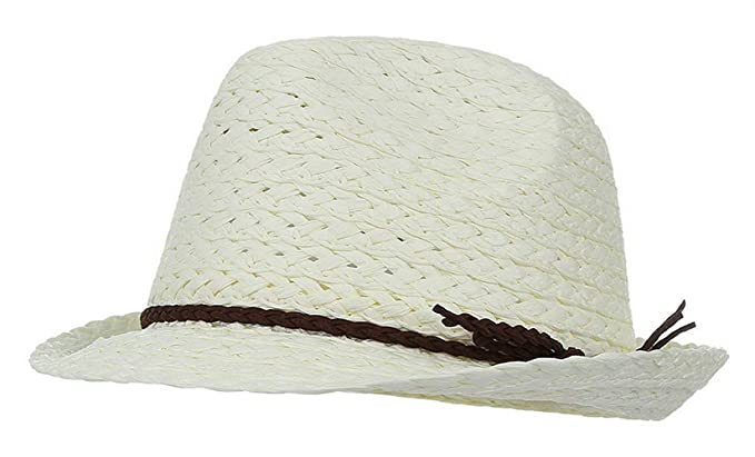 Saoye Fashion Sombrero De Paja Moda De Mujer Elegante Sombrero De Paja Fácil  De Igualar Sombr  Amazon.es  Ropa y accesorios 56138dc098e
