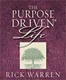 the purpose driven life what on earth am i here for? miniature edition by rick warren oct 2 2003